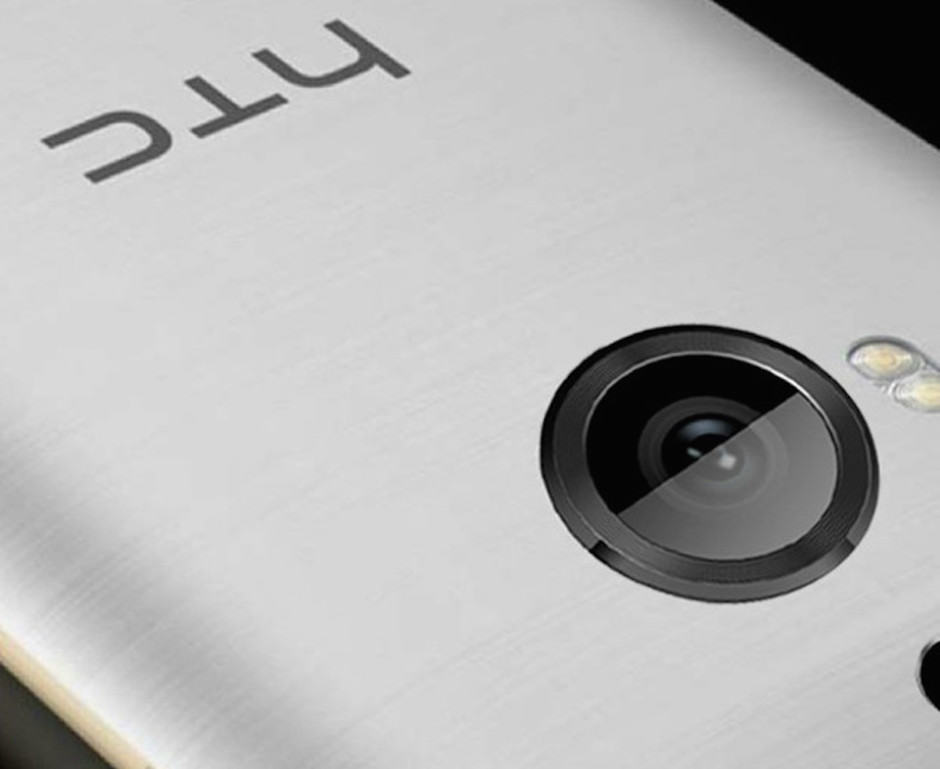 Our first official look at the One M9 Plus? Photo: HTC