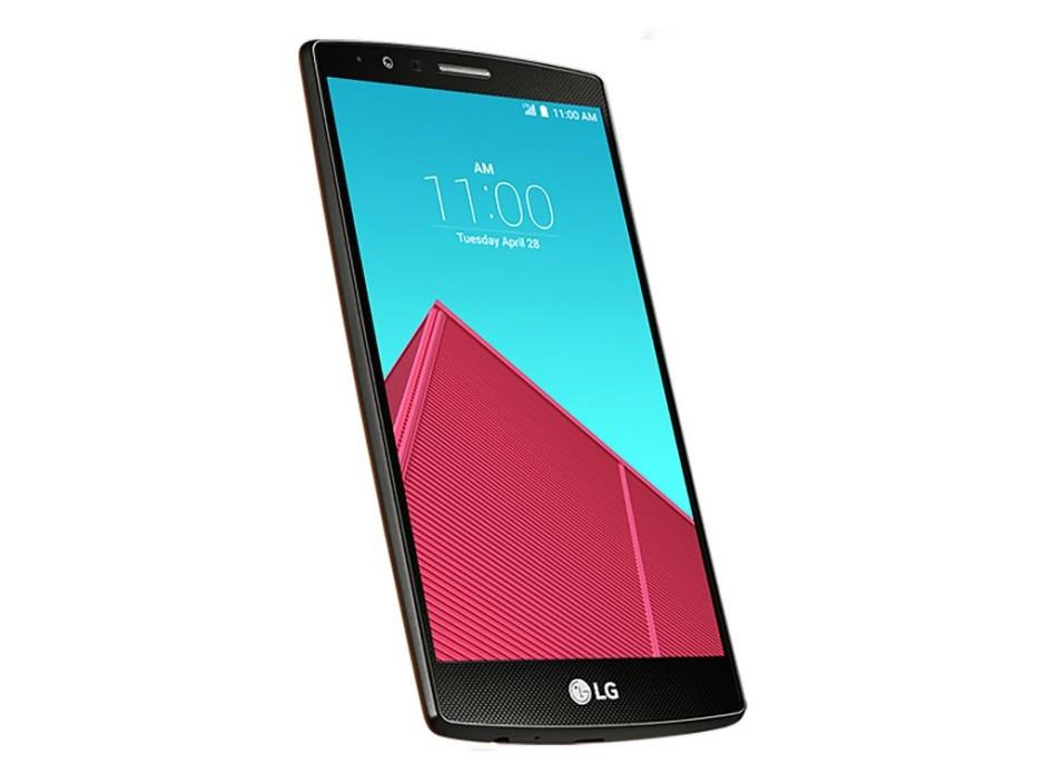One of ten Quad HD wallpapers that come with the LG G4. Photo: LG