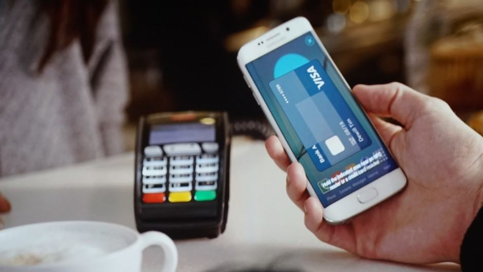 Samsung Pay has a big advantage over Apple Pay. Photo: Samsung