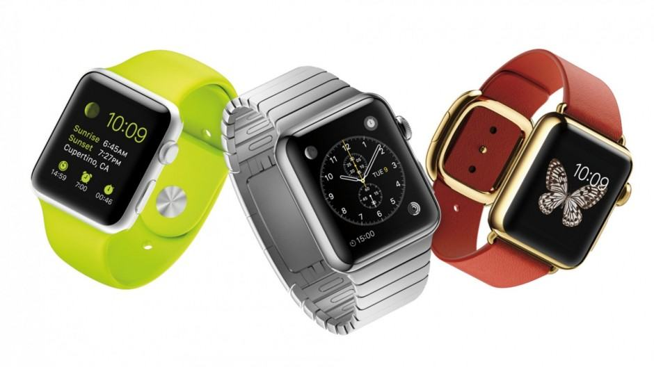 Apple Watch is the coolest wearable yet, apparently. Photo: Apple