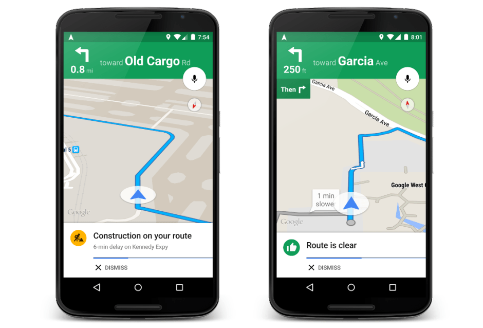 Cult of Android - Google Maps update brings better traffic alerts ...