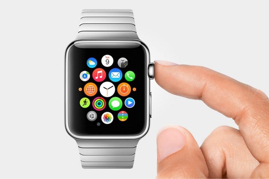 Apple Watch sure is pretty. Photo: Apple