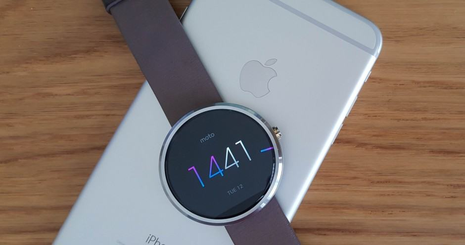 Rumor has it Android Wear support is coming to iPhone. Photo: Killian Bell/Cult of Android