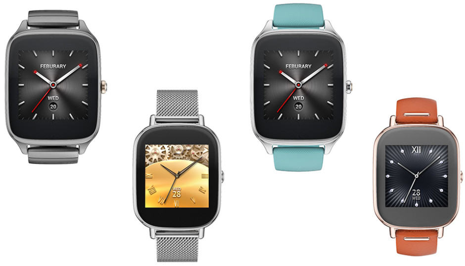 The Digital Crown is making its leap to Android Wear.