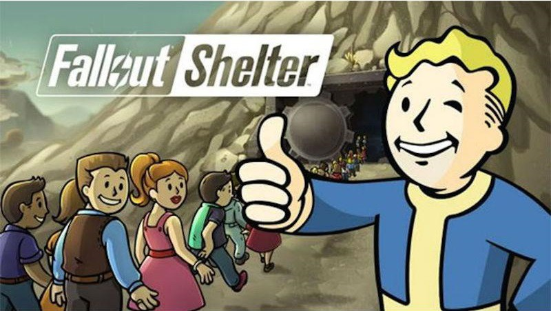 Fallout Shelter is a hit. Photo: Bethesda