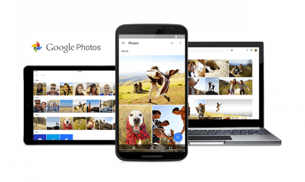Google Photos is more than just a gallery app these days. Photo: Google