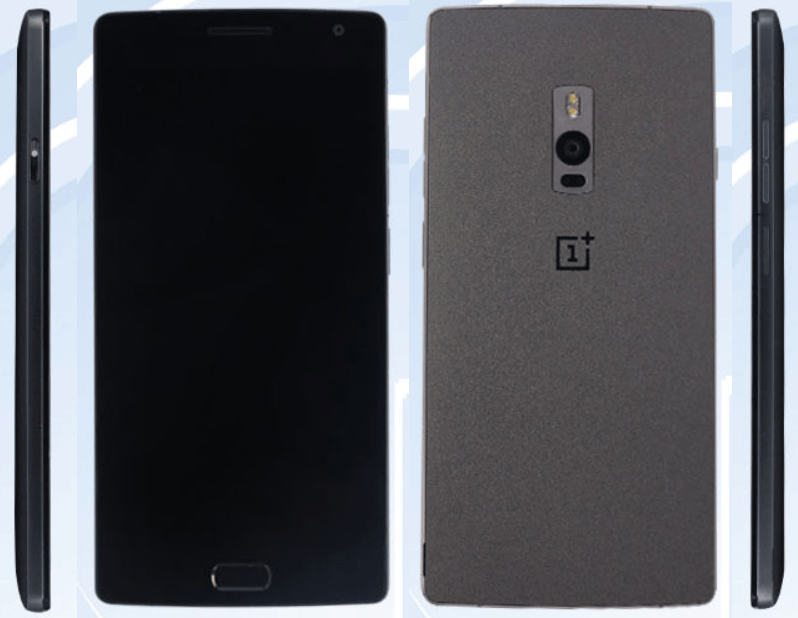 This is the OnePlus 2. Photo: TENAA