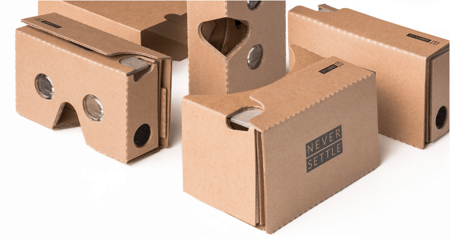 Cult of Android - The OnePlus VR headset is free and available now