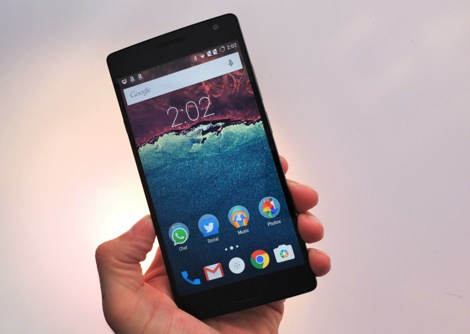 OnePlus 2 is faster and prettier than its predecessor. Photo: Killian Bell/Cult of Android