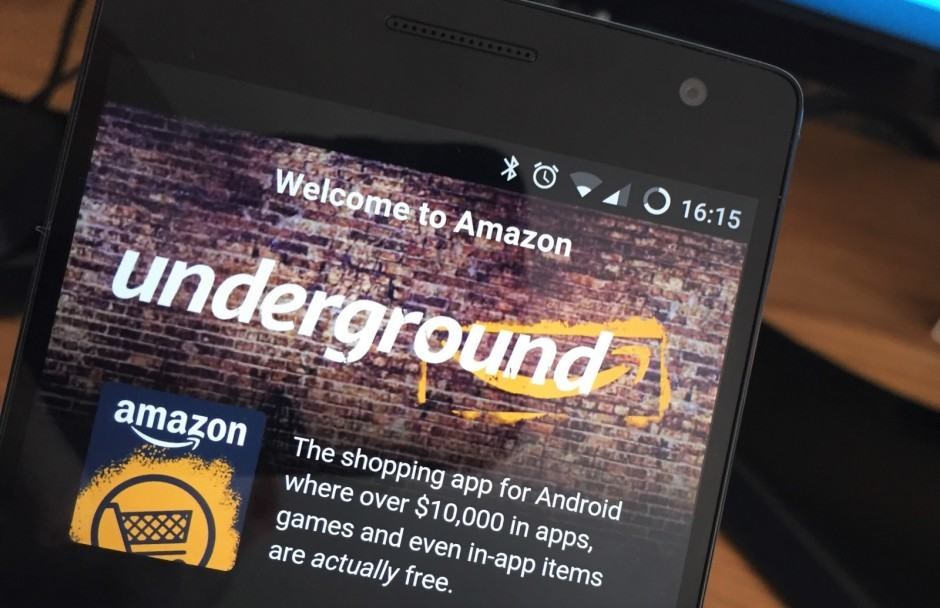 Get Amazon Underground now! Photo: Killian Bell/Cult of Android