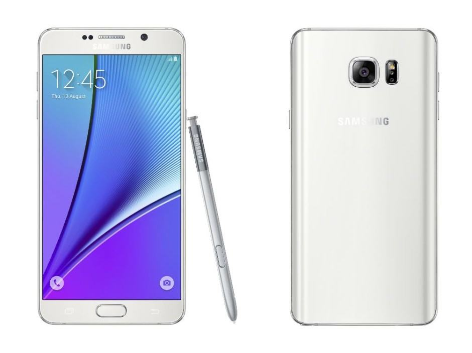 Samsung's latest Note is prettier than ever before. Photo: Samsung