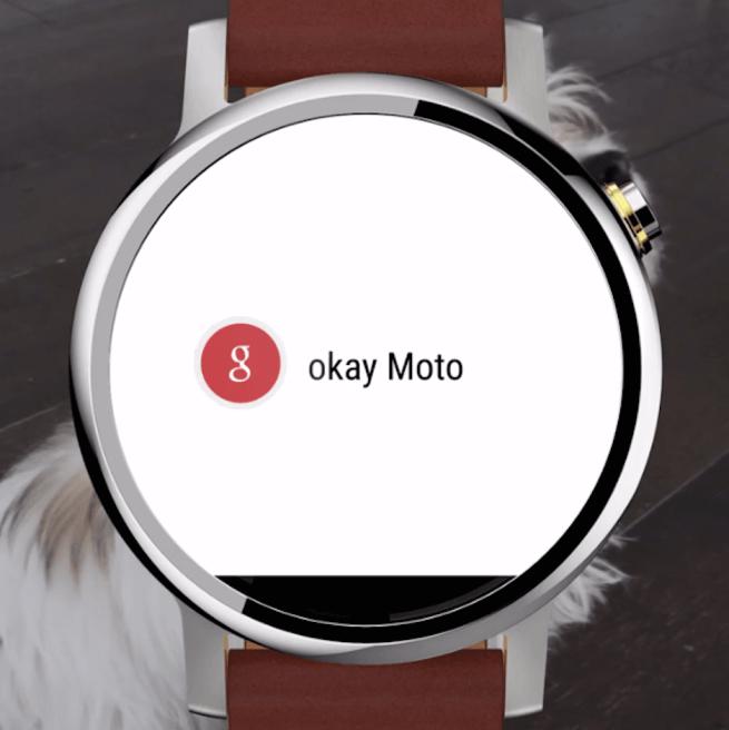 The new Moto 360? Photo: Motorola
