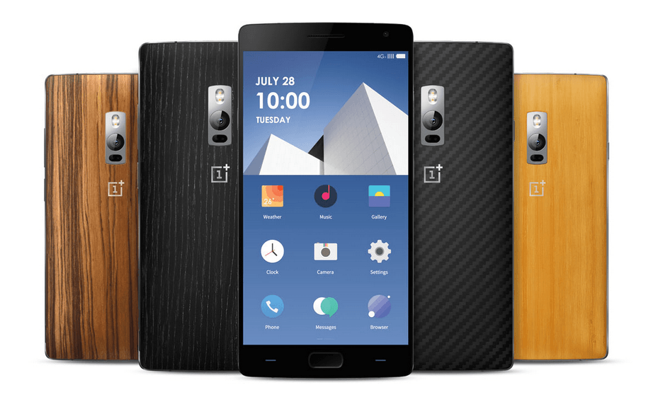 The OnePlus 2 is off to a great start. Photo: OnePlus