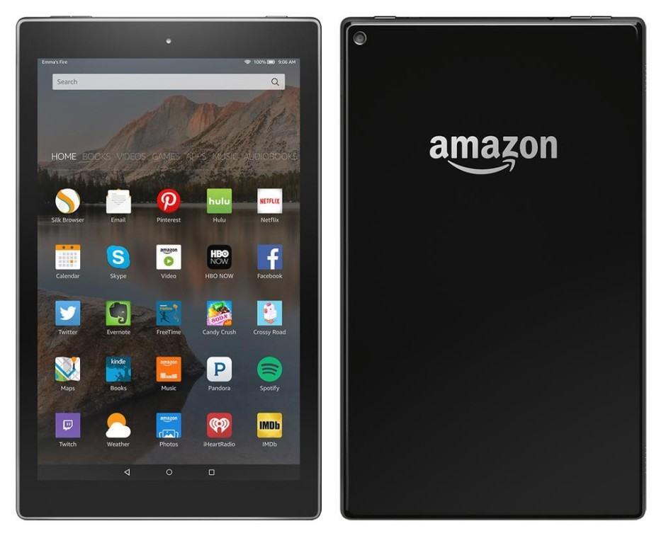 Amazon's new Fire tablet looks hot. Photo: Evan Blass