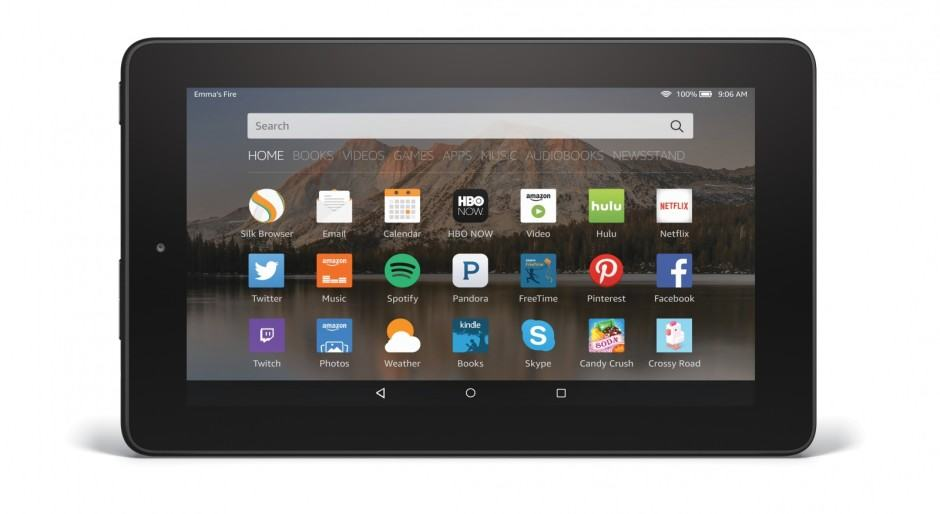 android fire tablet google play