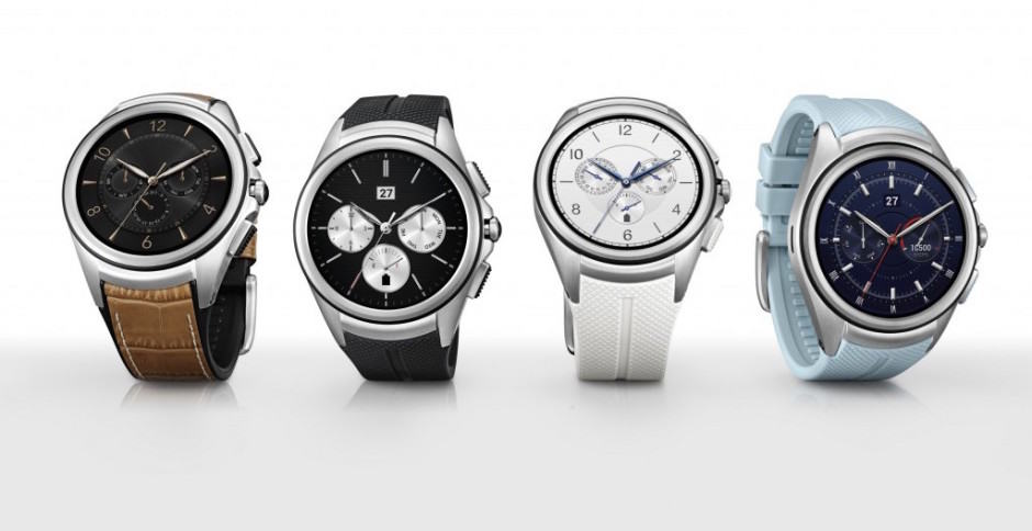 LG's new Watch Urbane is already dead. Photo: LG