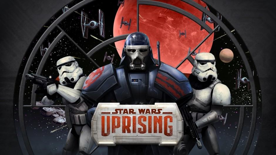The first video game that's officially sanctioned as canon by Lucasfilm is a free-to-play game? Photo: Kabam