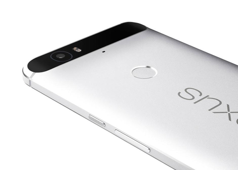 Nexus 6P is here. Photo: Google