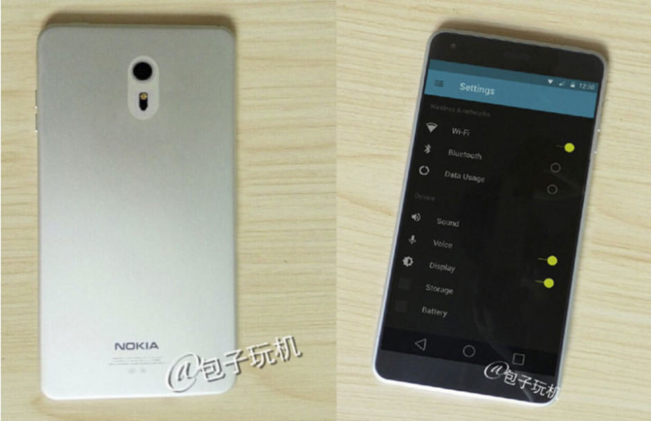 Nokia C1? Nope. Photo: CNMO