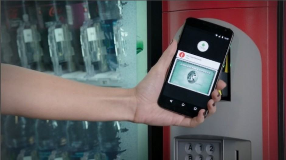 Android Pay just one-upped Apple Pay with its Coca-Cola loyalty reward partnership. Photo: Coca-Cola