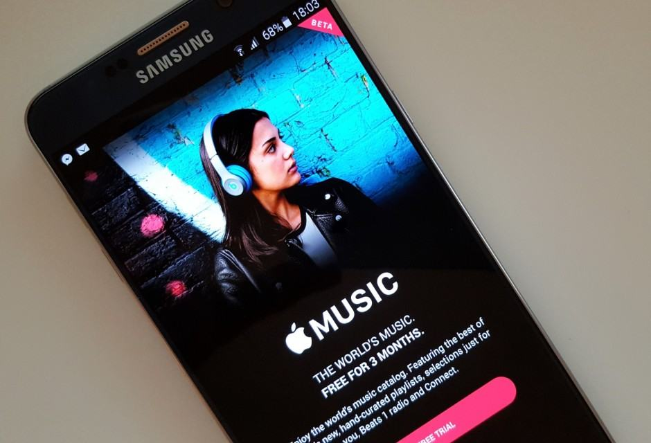 Apple Music now supports saving finally on Android. Photo: Killian Bell/Cult of Android
