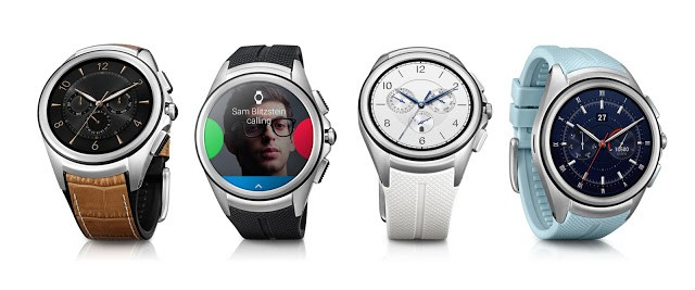 LG's new Watch Urbane doesn't need a smartphone. Photo: LG