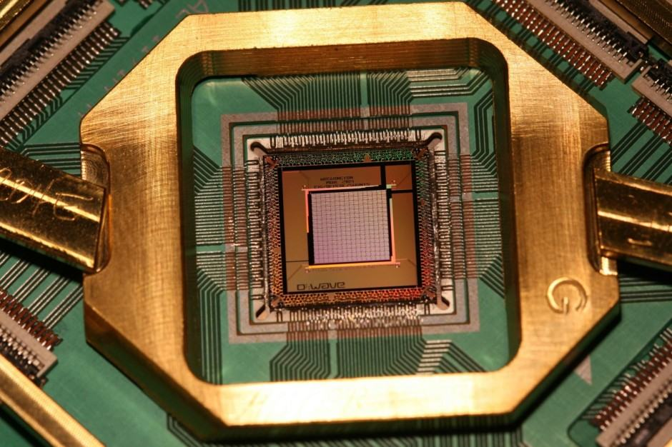 Google's mind-bending quantum computer actually works