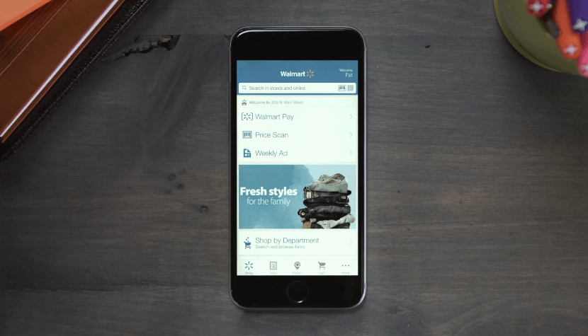Walmart is launching its own mobile payment service. Photo: Walmart