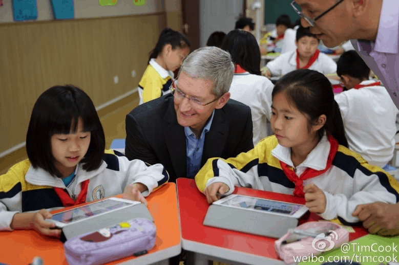 China argues new laws are necessary to keep citizens safe. Photo: Apple