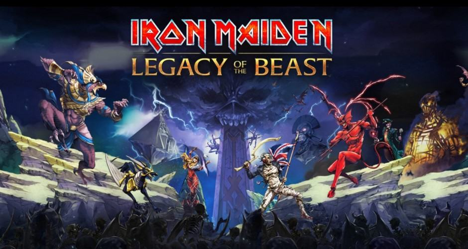 Legendary metal bands and mobile games, oh my. Photo: Roadshow Interactive