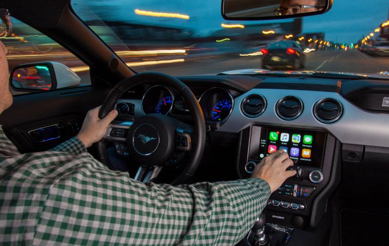 Ford is embracing the Silicon Valley vision of cars. Photo: Ford