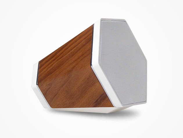outlier wood speaker
