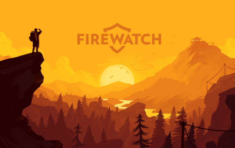 Firewatch is already raising the bar for 2016. Photo: Campo Santo