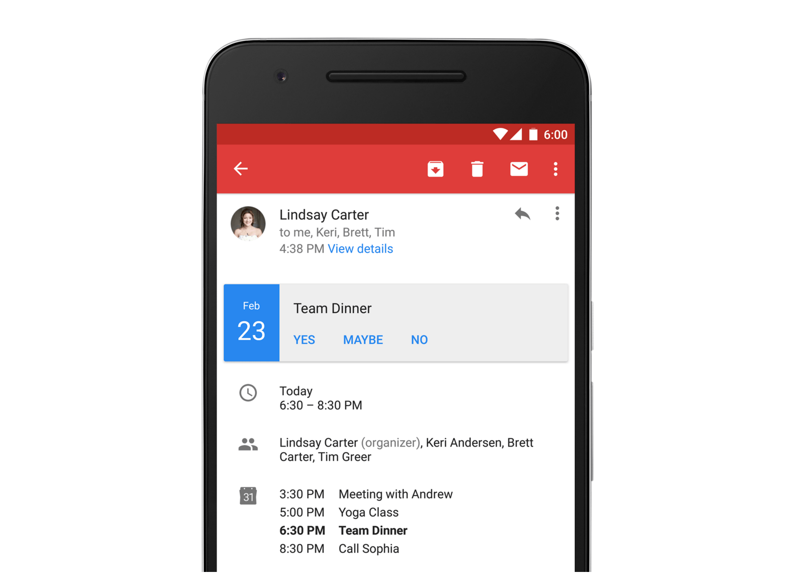 Cult of Android - Gmail for Android now supports rich text