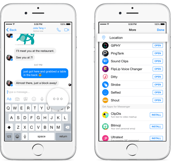 Facebook Messenger's about to get ads.