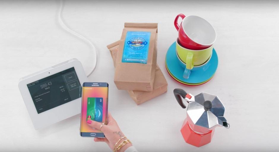 Add a card, get a sweet set of headphones. Photo: Samsung