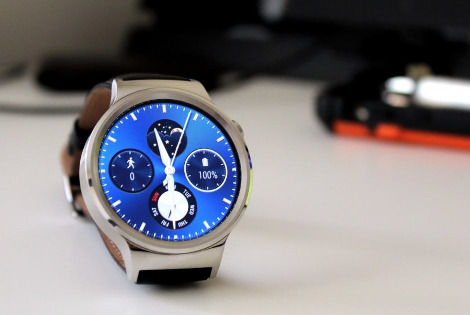 Get a Huawei Watch for under $270 today only. Photo: Killian Bell/Cult of Android