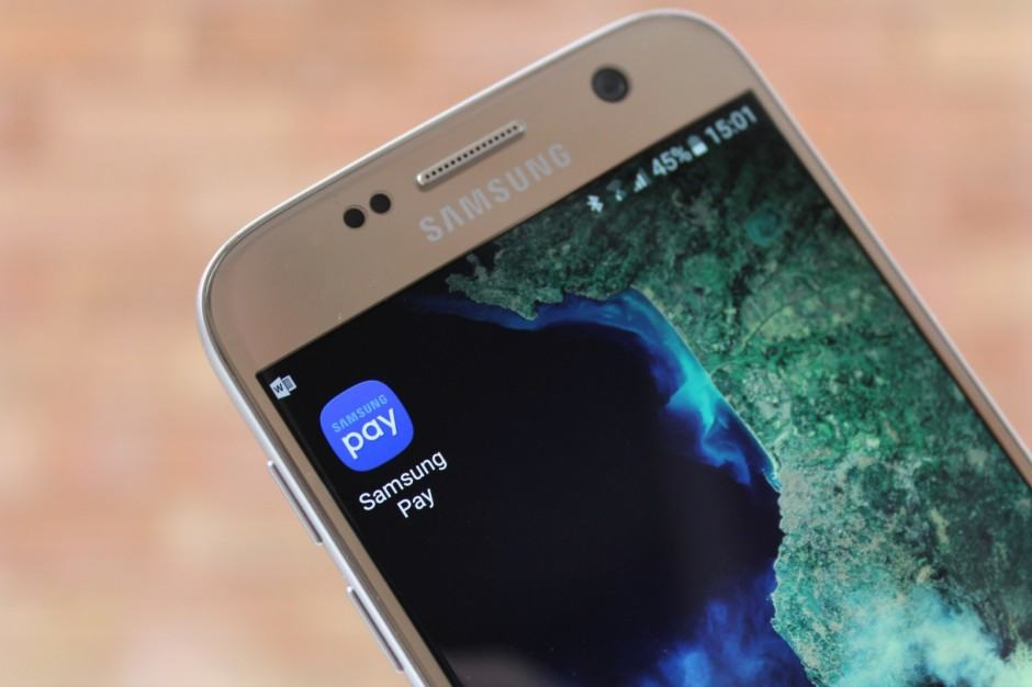 Use Samsung Pay for free money! Photo: Killian Bell/Cult of Android