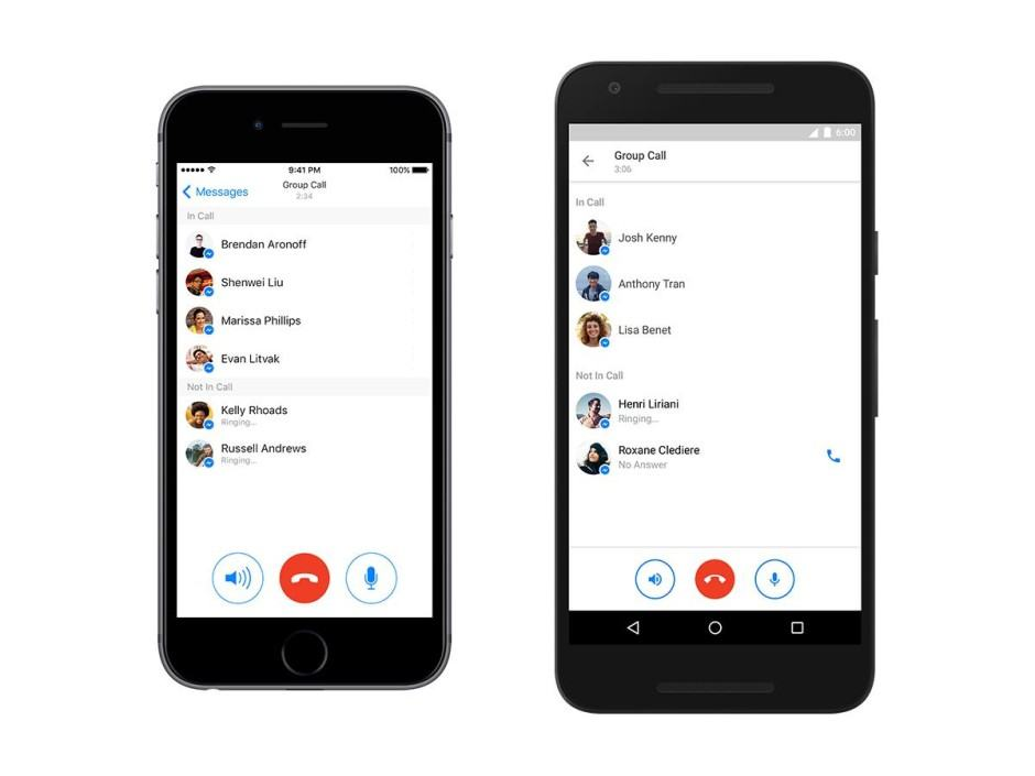 Facebook just made chat more sociable. Photo: Facebook