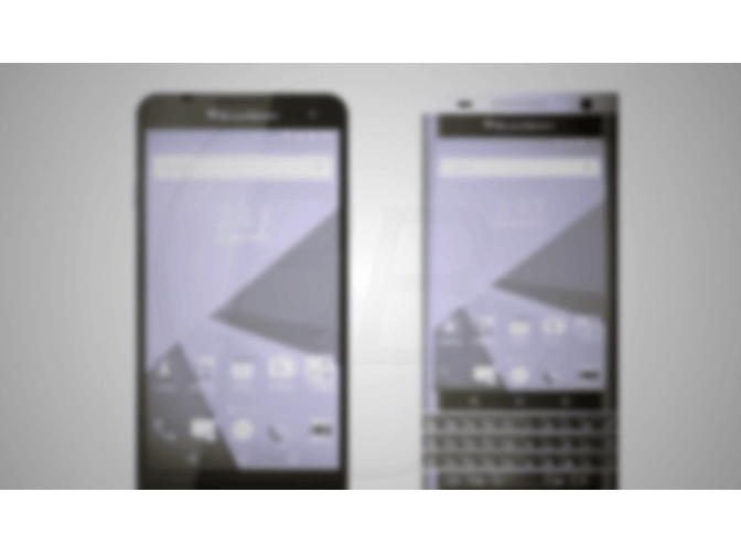 BlackBerry's new phones are codenamed Hamburg and Rome. Photo: PhoneArena