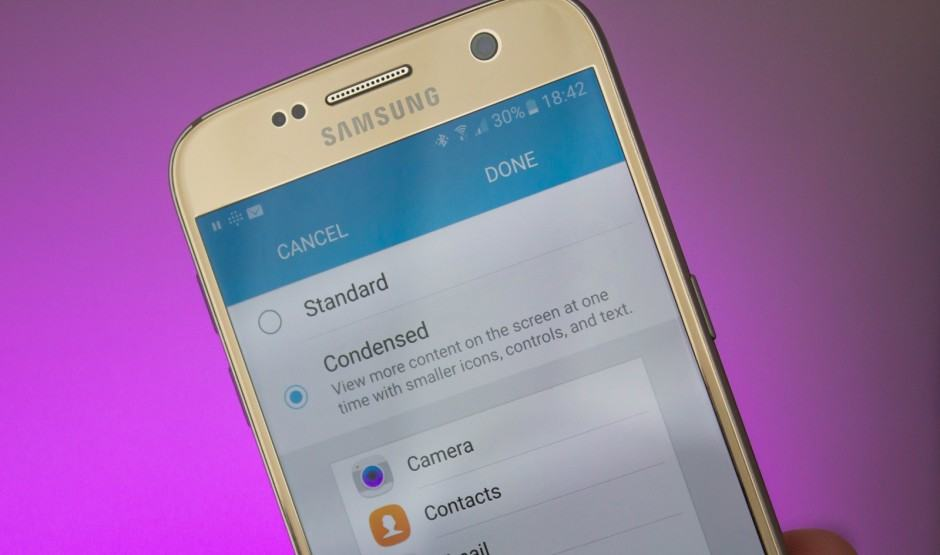 Thank you, Samsung! Photo: Killian Bell/Cult of Android