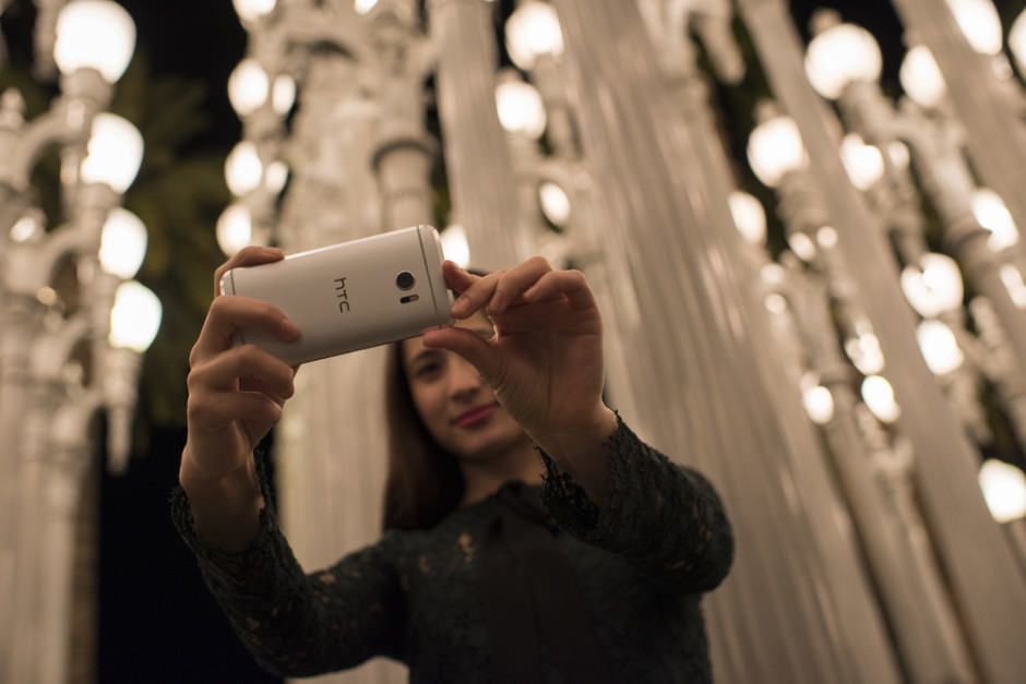 HTC finally delivers an excellent smartphone camera. Photo: HTC