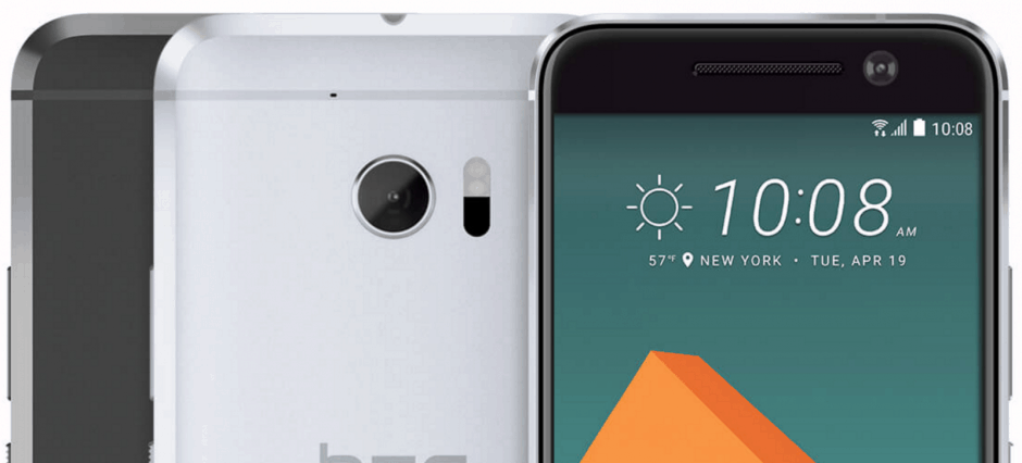 HTC 10 will soon begin shipping in the U.S. Photo: HTC