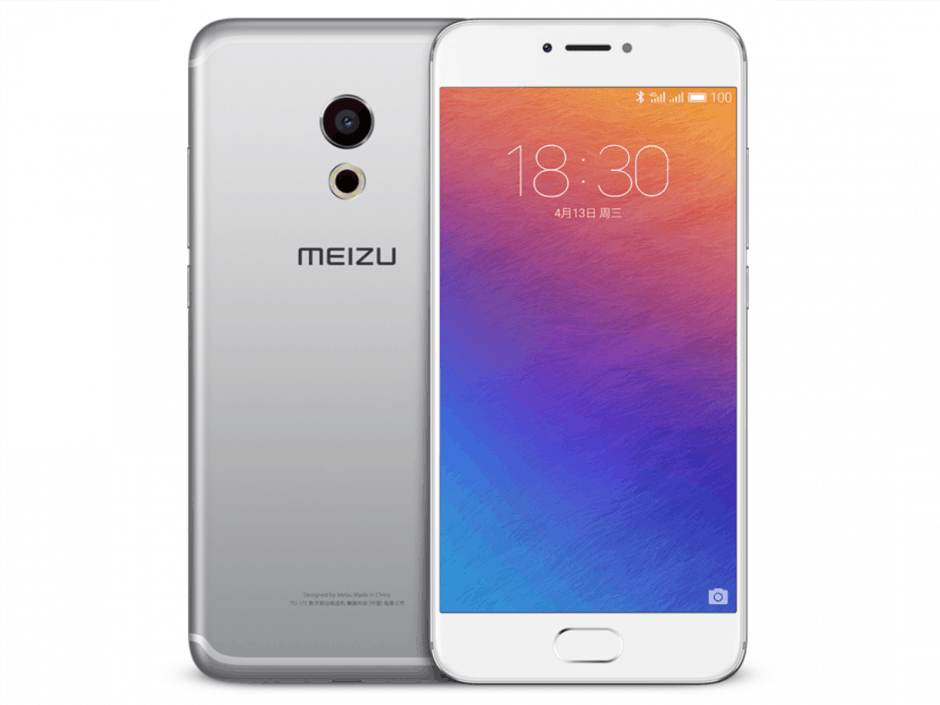 The Meizu Pro 6 boasts 3D Press technology. Photo: Meizu