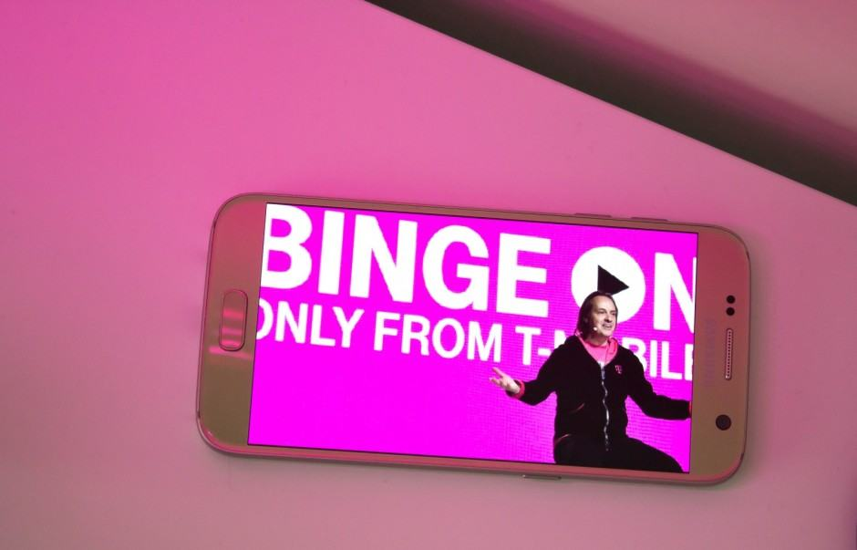 Binge On goes bigger! Photo Killian Bell/Cult of Android