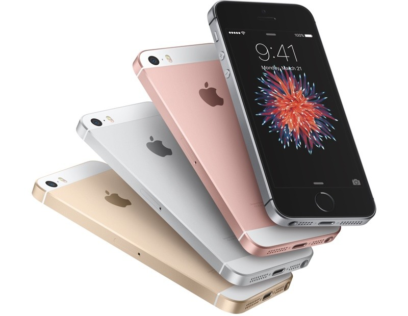 The iPhone SE is causing a headache for low-cost Chinese OEMs. Photo: Apple