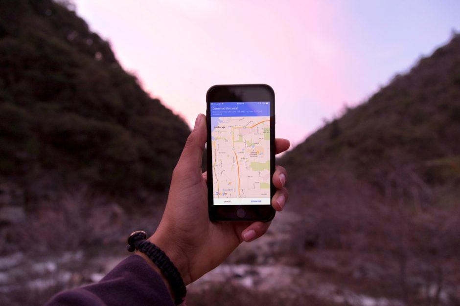 Get your Google Maps to work everywhere. Photo: Ste Smith/Cult of Mac (original image: Jordan McQueen/Unsplash CC)